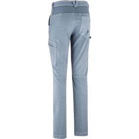 Edelrid Rope Rider IV Pantalones Mujer, stone blue